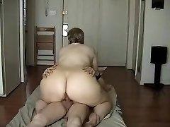 Amateur mature get tear up on cam