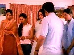 Mallu Mature mega-bitch penetrated