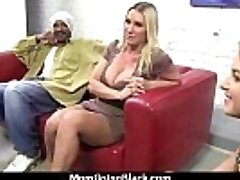 Sizzling Milf takes on 11 inch Huge Monster Black Manhood 25