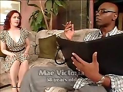 Mae Victoria Interarracial mummy