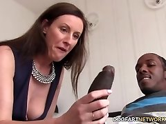 Lara Latex Quenches Her Thirst For Black Wood