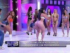 Brazil TV Showcase (the girl in the crimson thong.. omg)