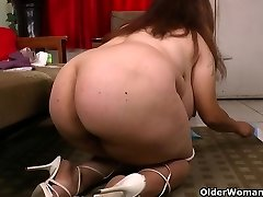 My favorite movies of Latina milfs cleaning