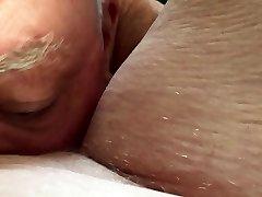 Eating my friends super hot vulva!!!!!