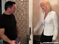 Hot Mom Is Horny And Prepped For Cock!