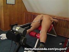 Cougar Drilling Machine