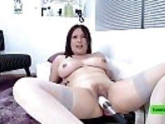 Big tits cougar drizzle and machine fuck - xxxcamcity.com