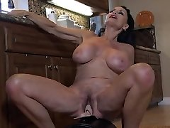Freaks of Nature 194 Thick Mature Mounds on Sybian