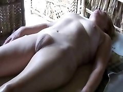 Mature Cooter Rubdown