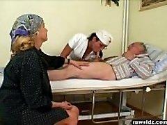 Teenage Nurse Gets a Display