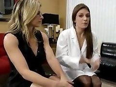 Mommy And Doctor Fuck Step Son