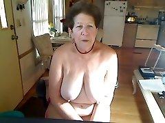 The Grandma Singing Stripper Hammers Again