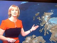 Stellar British Weather MILF