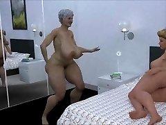 Ginormous Mabel Dances CGI