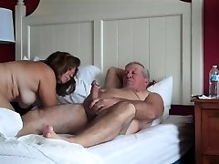 Adult hubby and wife getting ultra-kinky