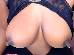Hot And Uber-cute Gigantic Boobed Amateur Mature Anal