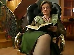 Grandma Fucked In The Stool