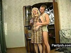 Sweet Titty Pantyhose Fetish Mature Penetrated