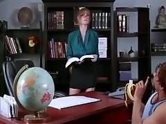 Hottest Big Natural Bumpers clip with Mature,Office scenes