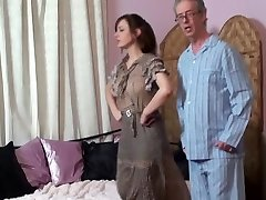 Mom slaps Daughter and Father