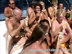 Me And My Friends More Yacht Orgy Part Four