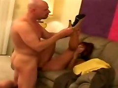 Hot Mature Red-haired Rides Cock