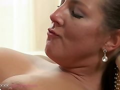 MOMMY COUGAR can't get enough of his cock