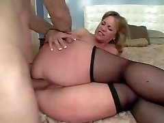 Good-sized Ass Mommy Loves The Anal Sex