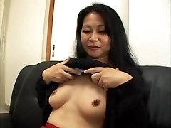 Asian Mature Trimmed