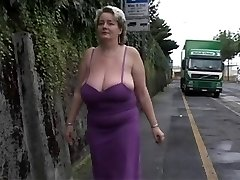 Solo #2 (Mature BBW with Massive Funbags)