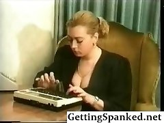 Arrogant Amazing Spanking Sadistic Fuckfest GettingSpanked.net