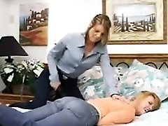 Strict cougar slapped her severely Yolando from 1fuckdatecom