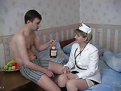 Valentina in stellar white tights
