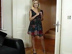 blonde mature girl