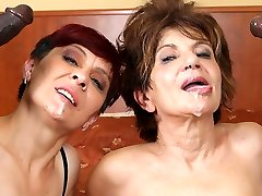 Grannies Hardcore Fucked Interracial Porno with Old Women hook-up
