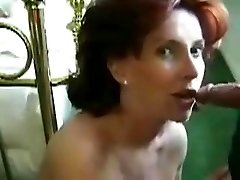 Mature wifey facial Two