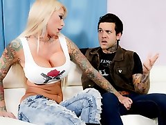 Lolly Ink in Moms Of Anarchy, Gig #01 - BurningAngel