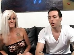 Hot Tattooed Huge-titted Blonde Milf Lana Phoenix
