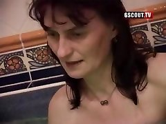 Some ugly femmes in this swinger's hook-up blowing and getting nailed