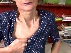 Gross granny get fucked
