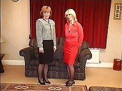 Village Femmes Alexandra and Veronica