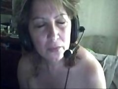 Scorching mature wife