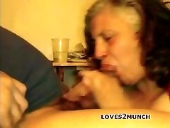 My Married Grannie Bbw Whore Neighbor Pissing and Face Fucked