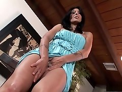 Incredible porn industry star Zoey Holloway in horny solo, onanism porn movie