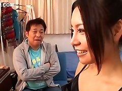 Epic Japanese model Natsu Yuuki in Crazy Large Boobies, Mature/Jyukujyo JAV movie