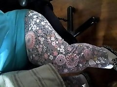 spying on my not mommy in laws thighs pt.14
