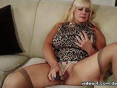 Amazing pornstars Emerald Rose, Kate Faucett in Finest Stocking, Compilation xxx movie
