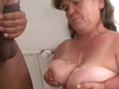 extreme puny mature first good-sized black cock