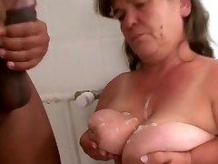extraordinary smallish mature first big black cock