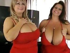 Lesbian Big Tits